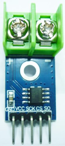 Módulo Max6675 Para Sonda De Temperatura Tipo K Arduino Pic en Web Electro