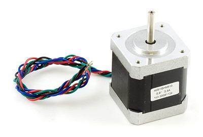 Motor A Pasos Nema 17 Cnc en Web Electro