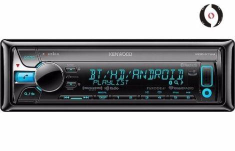 Nuevo Autoestereo Kenwood Kdc-x799 Bluetooth Usb Aux Oferta en Web Electro