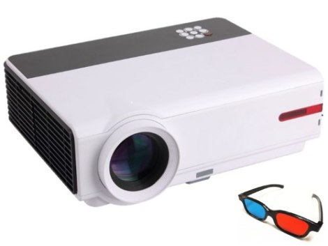 Proyector Cañon Profesional Led 4000 Lumens Full Hd 3d en Web Electro