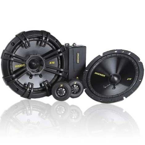Set De Medios Kicker Css65 6.5 300w Max + Q Ds65.2 2014 en Web Electro