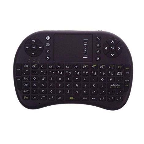Teclado Y Mousepad Mini Inalámbrico Pc Smart Tv Android en Web Electro
