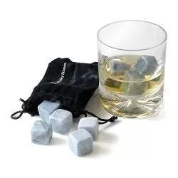 2 Piezas Whisky Stones Cubos Para Enfriar Bebidas en Web Electro