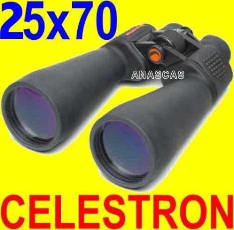 25×70 Binoculares Y Microscopio Gratis Celestron Astronomico en Web Electro