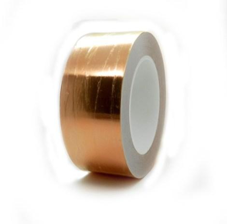 3 M De Cinta De Cobre De 5 Cm Con Adhesivo Para Electronica