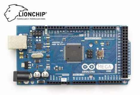 Arduino Mega R3 2560 Con Cable Usb Atmega2560 2560 Lionchip