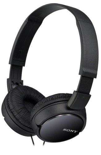 Audifonos Diadema Sony Mdr-zx110 Celulares Ipod Iphone Negro