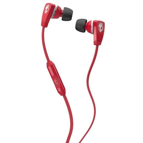 Audifonos Merge Red Chrome Microfono 1 Skullcandy en Web Electro