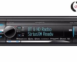 Autoestereo Kenwood Kdc-x998 Usb Bluetooth Iphone