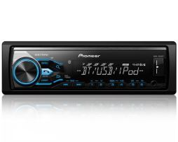 Autoestereo Pioneer Mvh-x385bt Iphone Android Bluetooth Mp3