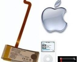 Bateria Ipod Classic Y Video 100% Originales Planetaiphone