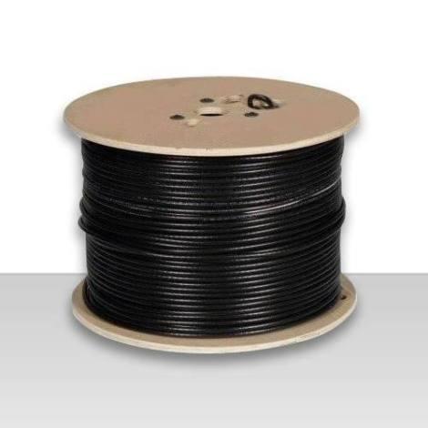 Bobina De Cable Coaxial Amphenol 305 Mts Con O Sin Guia