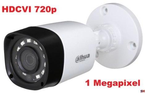 Camara Hdcvi Bullet 720p Ir Vision Nocturna Cctv Dahua Hd