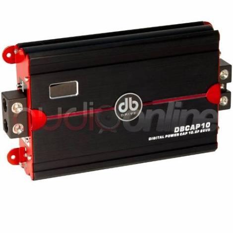 Capacitor Híbrido 10 Faradios Db Drive Okur Dbcap10