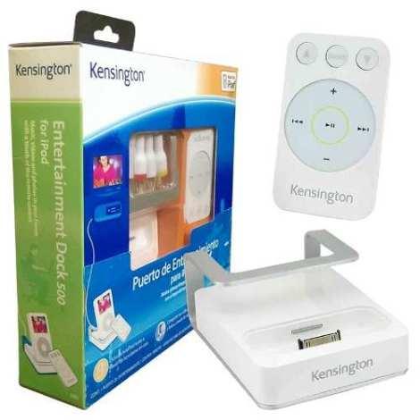 Centro De Entretenimiento De Iphone / Ipod A Control Remoto en Web Electro