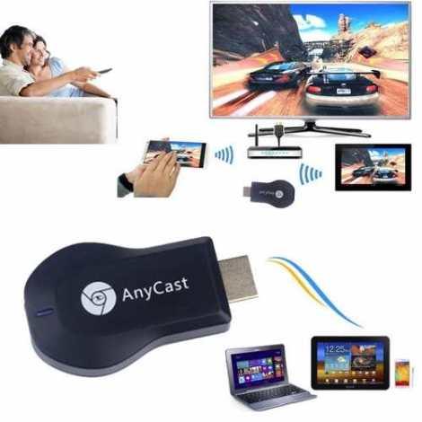 Chromecast Ezcast Anycast M2 Plus Canales De Cable Gratis! en Web Electro