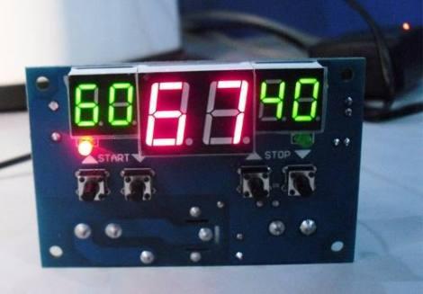 Control Temperatura Xh-w1401 Termostato Invernadero Acuario en Web Electro
