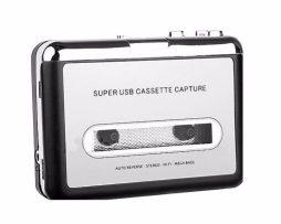Convertidor De Cassette A Mp3 Extrae Audio Convierte Digital