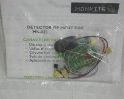 Detector De Mentiras en Web Electro