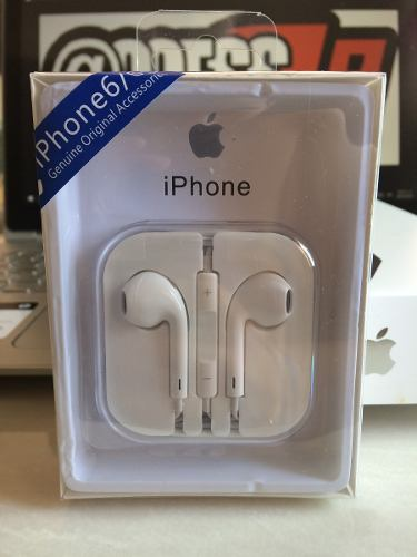 Earpods Originales Para Iphone 5s/5c/6/6plus/ipad 10 Pzas en Web Electro