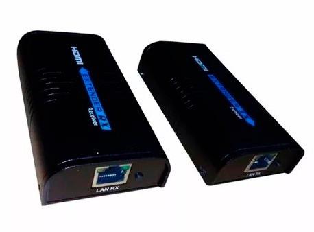 Extensores Hdmi Por Utp 100 Metros Cat5e Cat6 en Web Electro