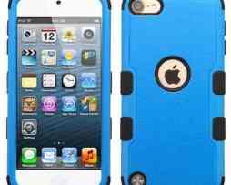 Funda Protector Triple Layer Apple Ipod Touch 5g / 6g Azul -