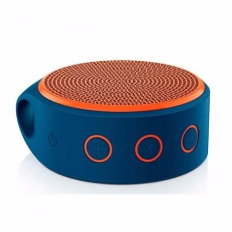 Logitech Bocinas X100 Wireless Speaker Bluetooth 984-000388