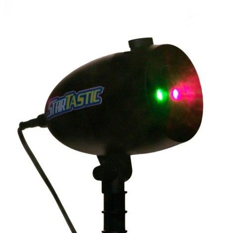 Luces Láser Startastic Con Movimiento en Web Electro