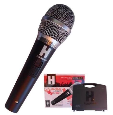 Microfono Alambrico Profesional Kapton Mod Kmi-50 en Web Electro