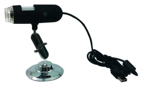 Microscopio Digital 5 Mp 400x Windows 8 Y Mac Obi en Web Electro