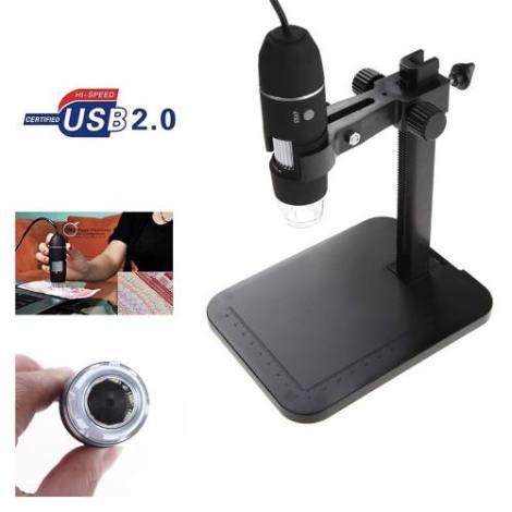 Microscopio Usb 1000x 8 Leds