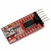 Modulo Convertidor De Usb A Serial Ttl (ftdi 232) en Web Electro