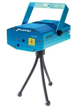 Oferta Luz Laser Bicolor Multipuntos Audioritmico Strobo Aut en Web Electro