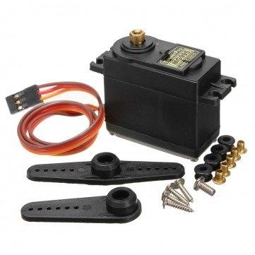 Servomotor Mg995 15 Kgcm Arduino Uno Mega Pic Compatible en Web Electro