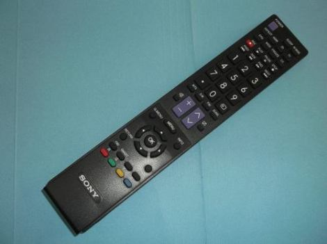 Sony Control Remoto Para Tv Sony Smart Tv 3d Led Lcd Bravia en Web Electro