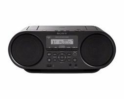 Sony - Estéreo Portátil De Cd - Negro Zs-rs60bt en Web Electro