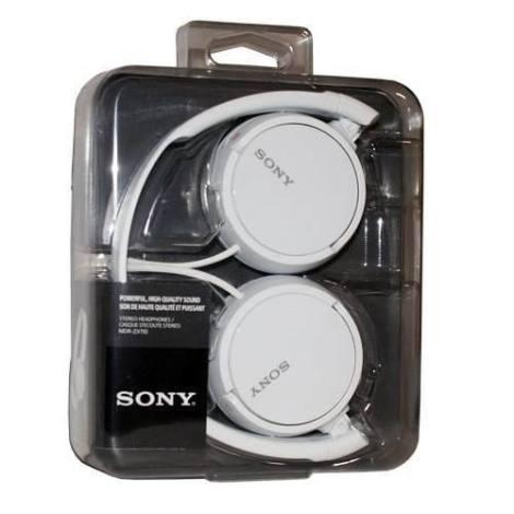 Sony Mdr-zx110 Audifonos Hi-fi Diseno Ergonomico Dinamico