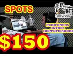 Spots Spots Publicitarios