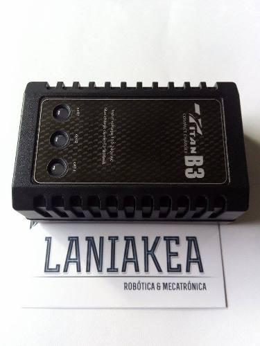 Titan B3 Cargadaor Balanceador De Baterías 2 Y 3 Celdas en Web Electro