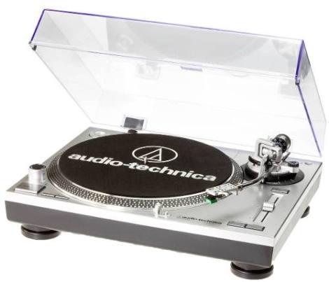 Tornamesa Tocadisco Vinyl Acetato Audiotechnica At-lp120-usb
