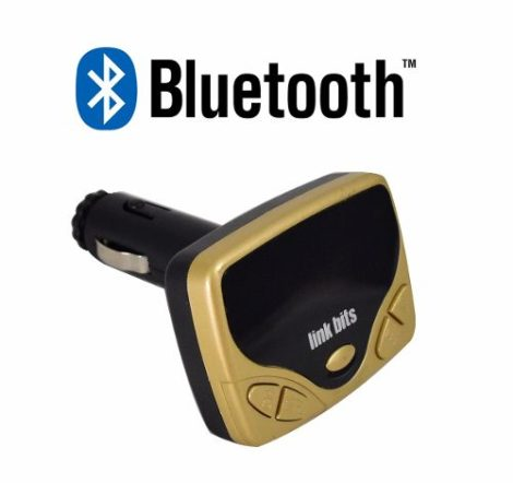 Transmisor Modulador Fm Mp3 Bluetooth Vt-008 Usb Micro Sd