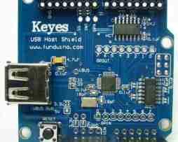 Usb Host Shield Arduino Uno Mega Leonardo Due Robot Avr