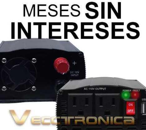 Vecctronica: Increible Inversor De Corriente Con 1000w Wow.. en Web Electro