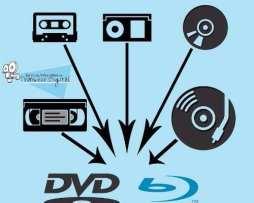 Videograbadora Digital Para Convertir Beta Vhs Video8 A Dvd en Web Electro