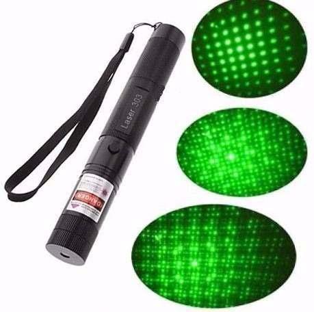 Apuntador Laser Verde 1000 Mw Recargable Prende Cerillos Vv4 en Web Electro