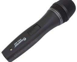 Microfono Dynamico Pro Unidireccional Soundtrack Pro-600