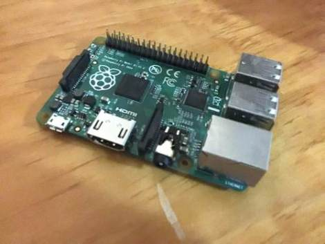 Raspberry Pi Model B+ – Envío Incluido. en Web Electro
