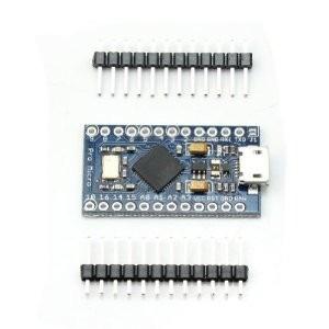 Tarjeta Arduino Atmega32u4 5v/16mhz Pro Micro Con Header