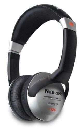Audifonos Para Dj Profesional Numark Hf125 Excelente Calidad