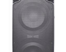 Bafle Amplificado 2 Bocinas De 15 9000w Kaiser Bluetooth Usb